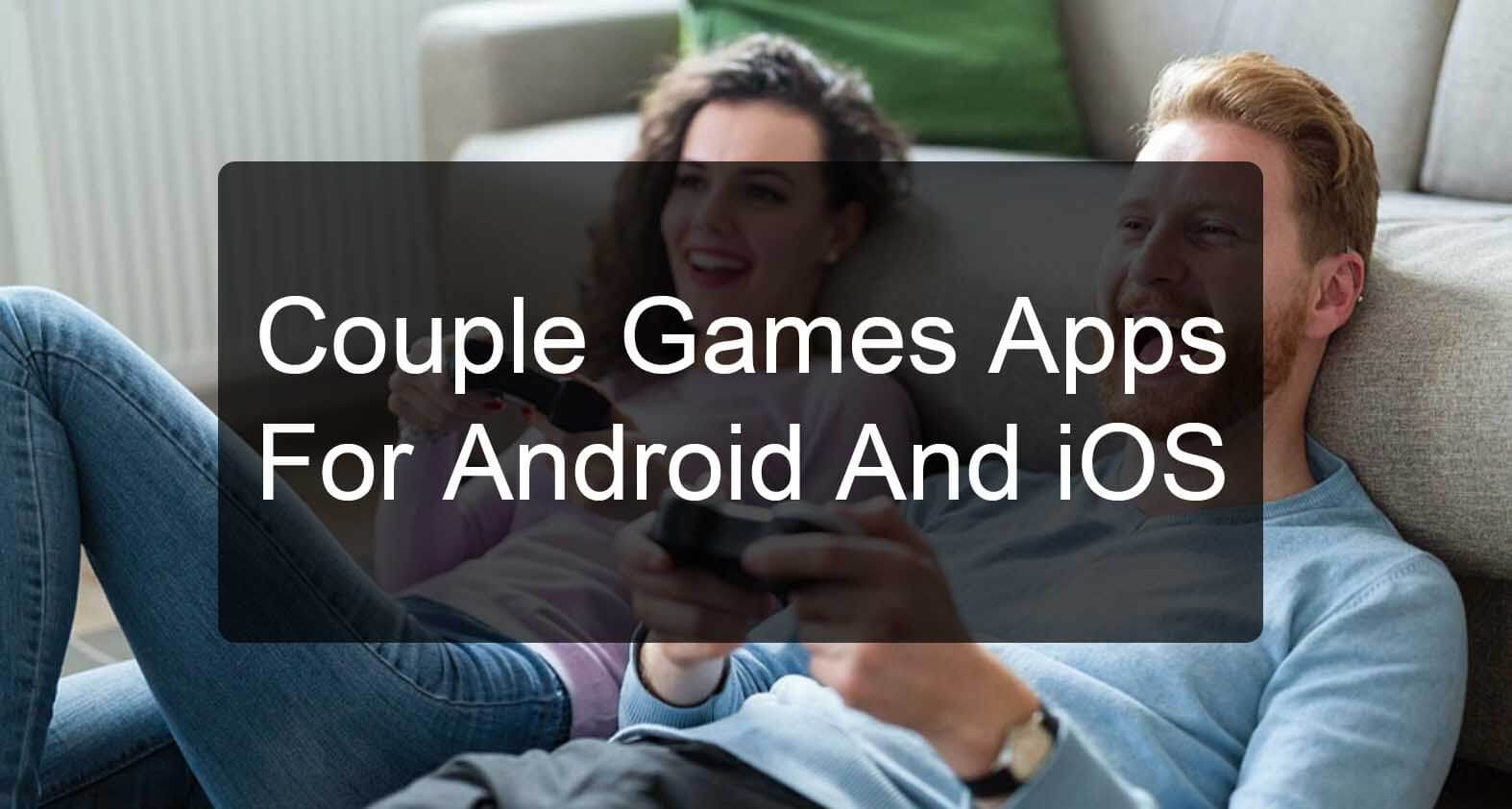 Couple Games Apps
